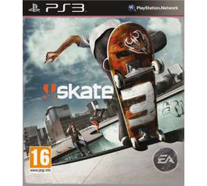 Skate 3 (PS3) (NEW) - £10.99 @ Argos