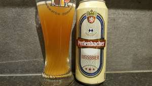 Weissbier - wheat beer just 99p a can 50cl instore @ Lidl