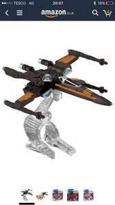 Star Wars Hot Wheels Ships - £1 instore @ Poundworld - Blackpool