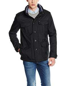 Tommy Hilfiger Men's C-Wool Alan Af Coat for £70.36 @ Amazon