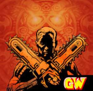 Chainsaw Warrior - Lords of the night iOS 99p @ ITunes