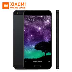 Original Xiaomi MI5C MI 5C Mobile Phone 3GB RAM 64GB ROM Pinecone Surge S1 SoC Octa core 2.2GHz 12.0mp Fingerprint ID £138.94 Xiaomi Store Ali Express