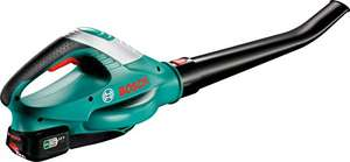 Bosch ALB 18 LI Cordless Leaf Blower with 18 V 2.0 Ah Lithium-Ion Battery £47.99 @ Amazon