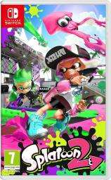 Splatoon 2 (Switch) pre-owned @ Grainger games - £29.99