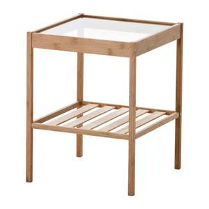 IKEA NESNA Bedside table £9 (Buy instore or +£7.50 Delivery) @ IKEA