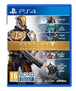 Destiny The Collection (PS4) £16 (Prime) £17.99 (non Prime) at Amazon