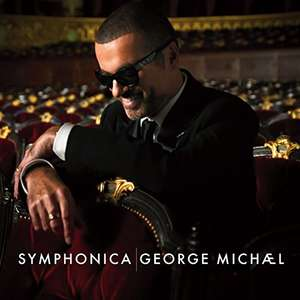 George Michael Symphonica CD Amazon £2.99 Prime /4.98 Non Prime