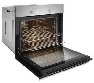 LOGIK LBFANX14 Electric Oven - Stainless Steel for £47.97 delivered @ Currys