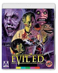Evil Ed Limited Edition Blu Ray - £8.99 (Prime) / £10.98 (non Prime) at Amazon