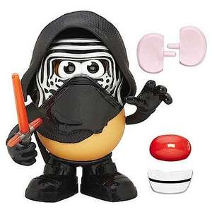 Mr. Potato Head Star Wars Frylo Ren (was £16) Now £10.66 PLUS several Marvel Mr. Potato Heads for only £6.00 at The Entertainer