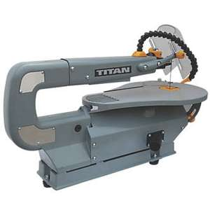 Titan scroll saw £54.99 - screwfix