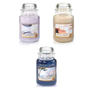 3 Large Yankee Candles - £35.99 @ Very free c&c