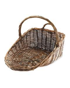 3 Different Styles of Log Basket Priced at £9.99 Each Delivered @ Aldi (pre-order for 1st Oct )