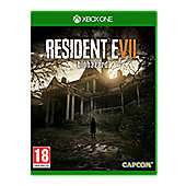 Resident Evil 7 (Xbox One) £15 delivered @ Tesco Direct