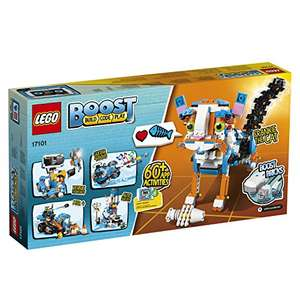 Lego Boost Creative Toolbox £129.99 at Amazon! (usually £149.99)