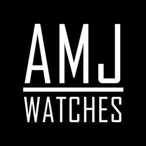 Seiko Watches 50% off @ AMJ Watches