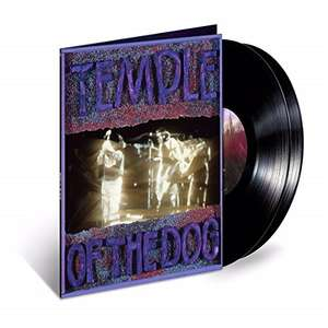 Temple Of The Dog [2 LP] Deluxe Edition Gatefold, Remastered - £17.90 @ Amazon.com