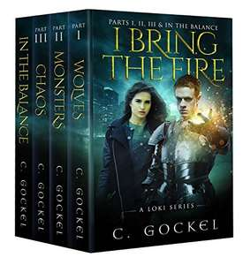 I Bring the Fire (Parts 1, 2, 3 & Novella) Kindle Edition Free @ Amazon