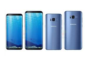 Save £270: Samsung Galaxy S8, £100 upfront, 4GB, Unlimited mins/txts £27pm - e2save