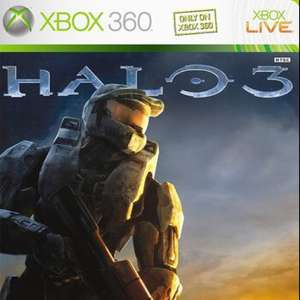 Halo 3 for only 1p (game only, no case, (plus £2 postage) Now backwards compatible! @ Fareham Game via GAME