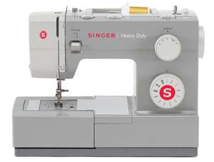 Singer 4411 Heavy Duty Sewing Machine £169 Sold by SMLC and Fulfilled by Amazon.