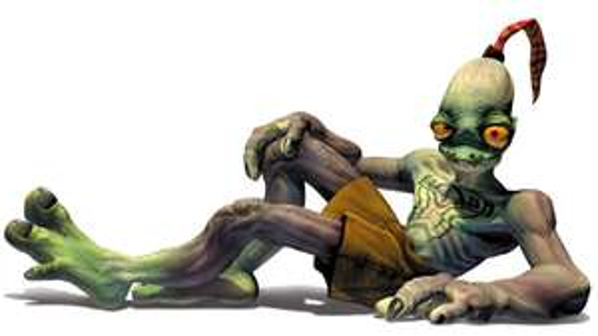 Oddworld: Stranger's Wrath  & Oddworld: Munch's Oddysee = 99p each @ iTunes