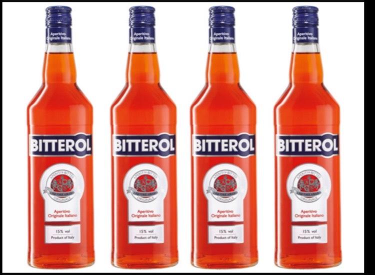 Bitterol (Lidl's budget Aperol) £5.99 instore Sheffield