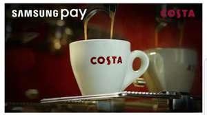 £3 Costa gift card when adding a credit/debit/loyalty card @ Samsung Pay