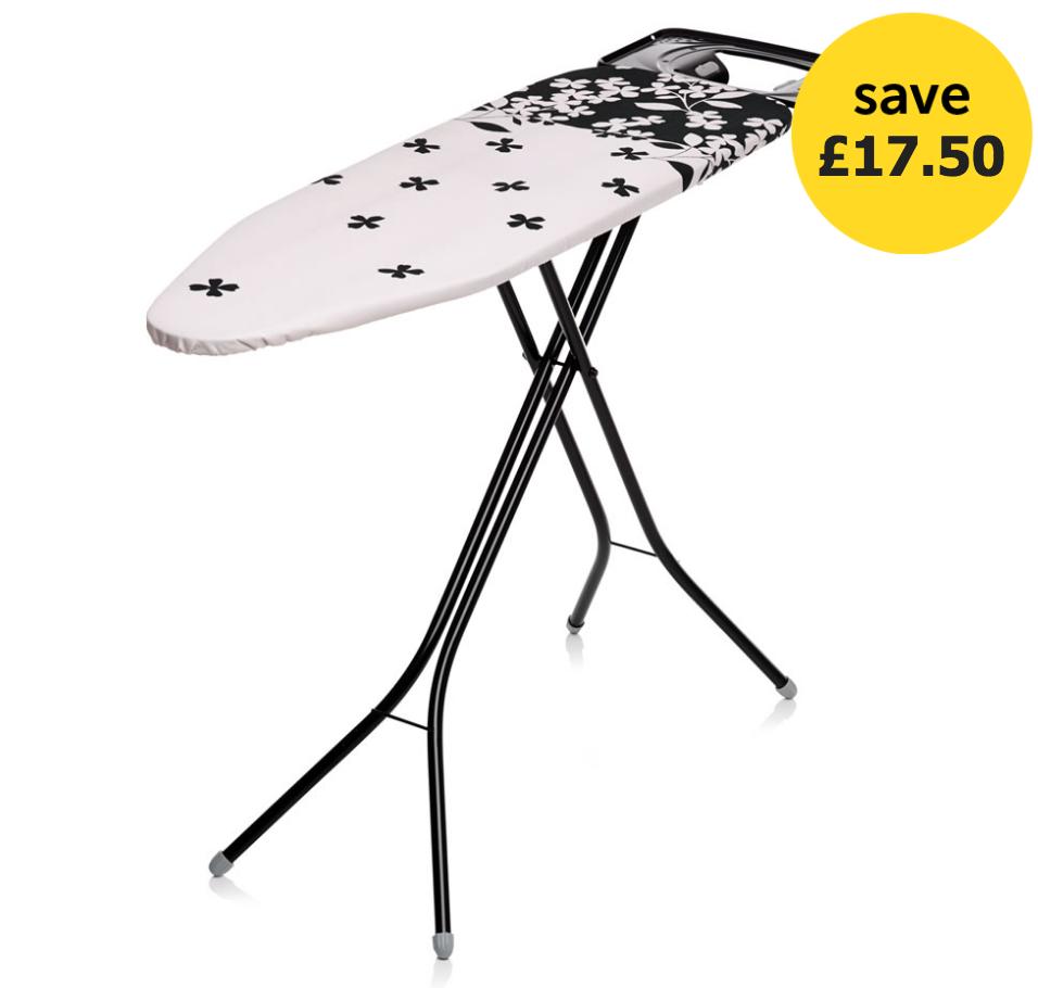 Minky Premium Plus Ironing Board - Half Price @ Wilko £17.50