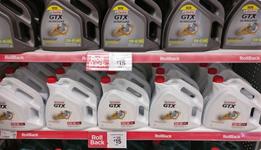 Castrol GTX & Ultraclean 4Ltr ASDA Middleton - £15