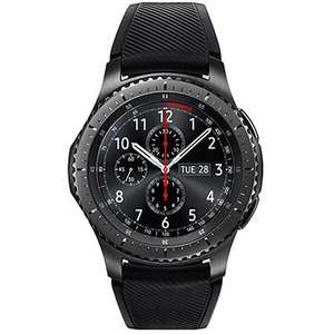 Samsung Gear S3 SM-R760 Frontier Bluetooth Smart Watch - Black £200.99 @ Toby Deals