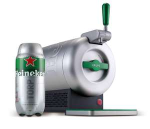 Heineken edition Krups sub - Reduced to £99 @ The Sub (Heineken)