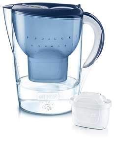 BRITA Marella XL (3.5L) Water Filter Jug and Cartridge+, Blue - £12 @ Tesco direct / Amazon (Prime)