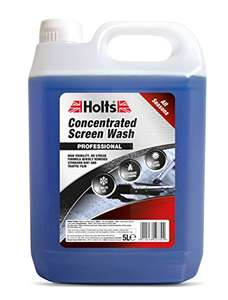 HOLTS All Seasons Concentrate Screenwash, 5 Liters £2.84  @Amazon, add on