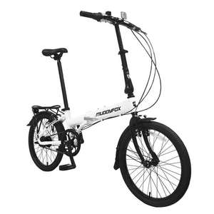 Muddyfox Evolve200 aluminium folding bike with Shimano Nexus 7 speed hub £224.99 @ Sports Direct
