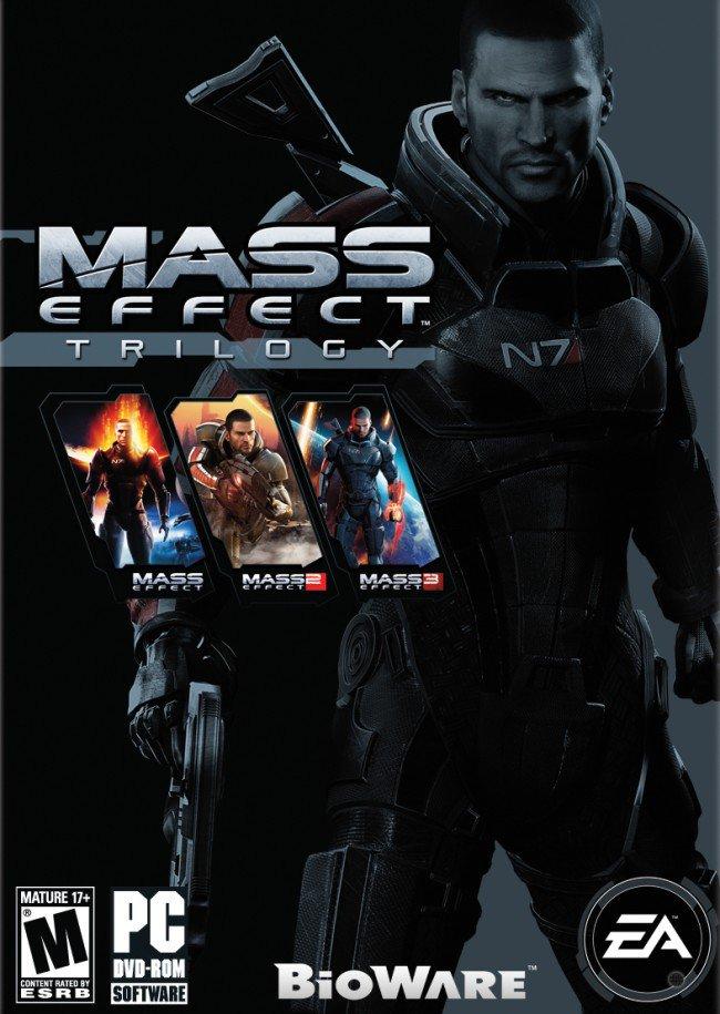 Mass Effect Trilogy £4.99 - CDKeys PC download