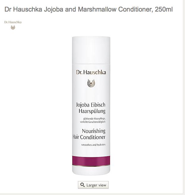 Dr Hauschka Jojoba range on 30% off at John Lewis