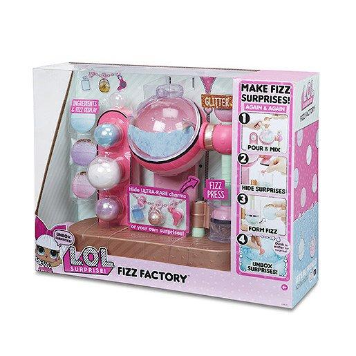 L.O.L. Surprise! Fizz Factory Playset Series 2 now £23.99 C&C @ The Entertainer