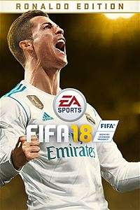 FIFA 18 - Ronaldo Edition Xbox One @ US Store - £59.40