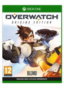 Overwatch (Xbox One & PS4) £20 Delivered @ Tesco Direct & Instore