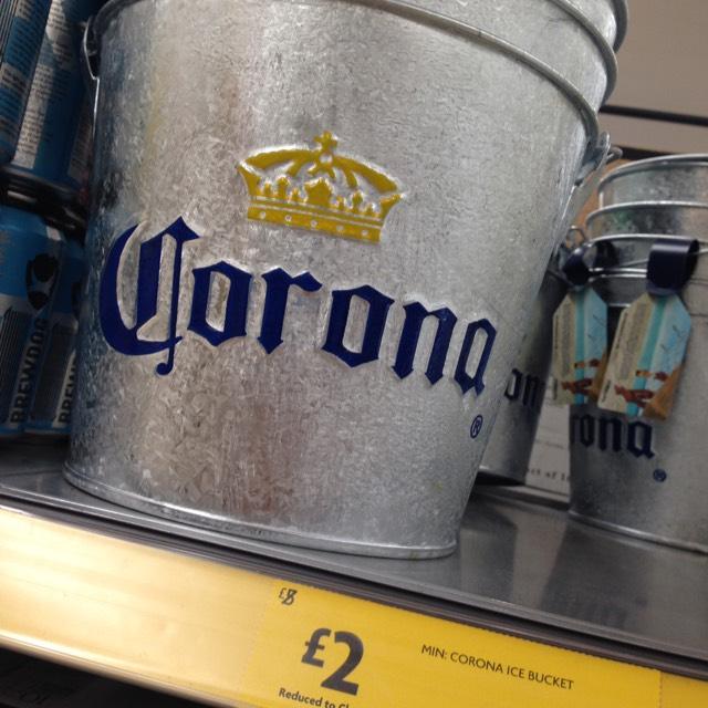 Corona ice bucket - £1 @ Morrisons instore (Eccles)