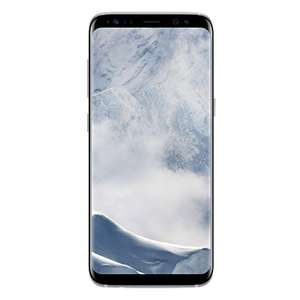 Samsung Galaxy S8 Smartphone, 64GB, Silver, EUR 488,48 delivered @ Amazon.IT
