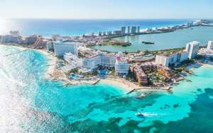 Return Flights to Cancun (Mexico) from £269 @ Thomson