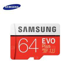 Samsung EVO Plus UHS-3 64GB Micro SDXC Memory Card £16.98 delivered at Gearbest