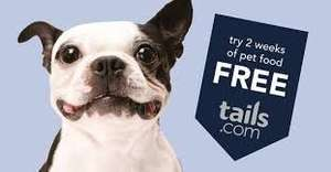 Tails.com Free 2week Trial (pay £1 Delivery)