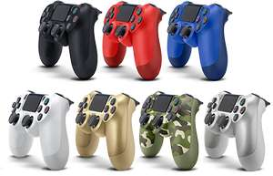 Sony PS4 Official DualShock 4 wireless Controllers V2 £36.99 @ Argos / Amazon