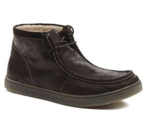 Men's Hush Puppies Genuine Leather boots sz.7 £18.94 delivered @ Halfcost