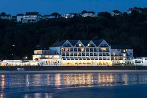 Jersey: 3-night stay with daily breakfast and a 3-course dinner on the first night just £99pp @ Travelzoo