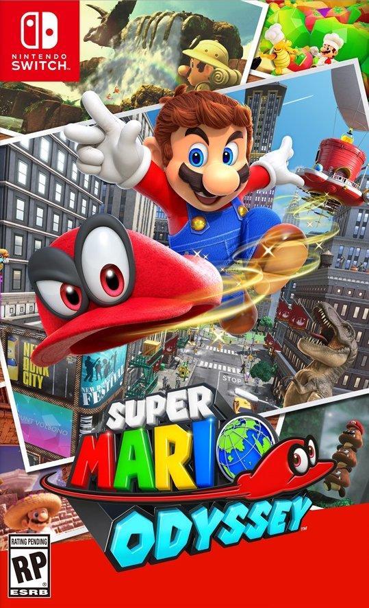 Super Mario Odyssey @ Shopto - £41.86