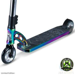 Madd gear pro vx7 team limited edition stunt scooter.  £30 off, use MGP30OFF @ Skates